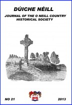 21st Journal of The O Neill Country Historical Society. Released in 2013